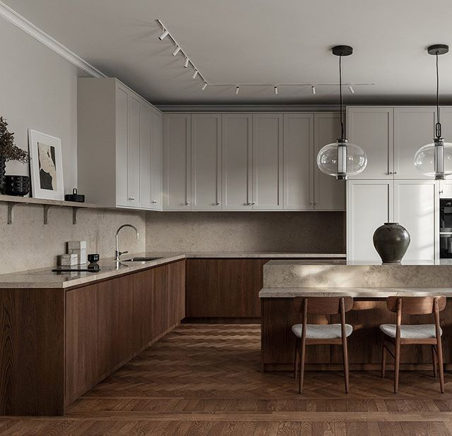 tdc blog warm japanese elements combine with scandinavian elegance in this new in 2020 on kitchen interior japan id=22071