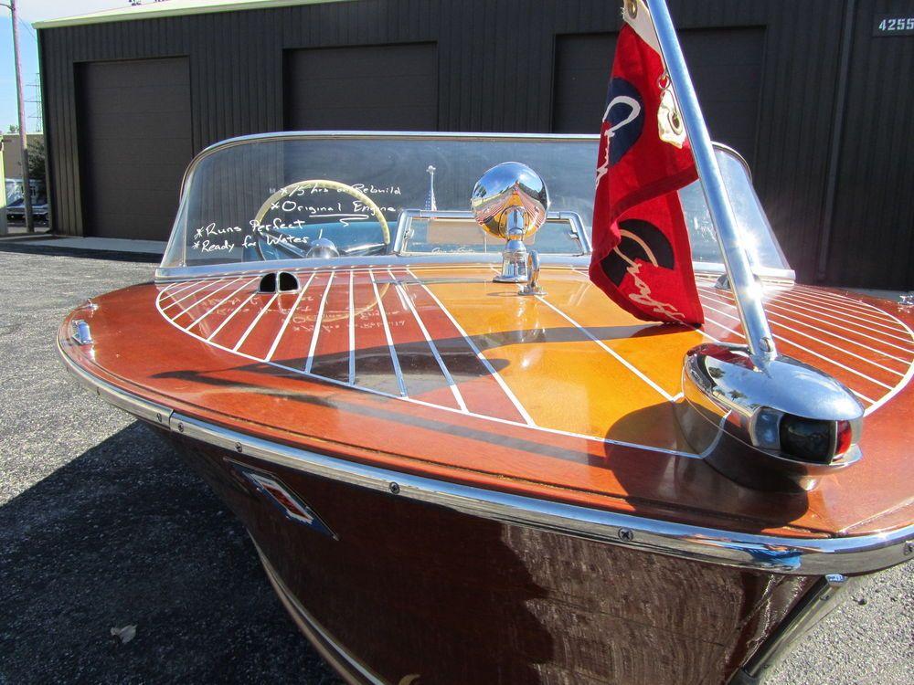 50+ Wooden chris craft ski boat information