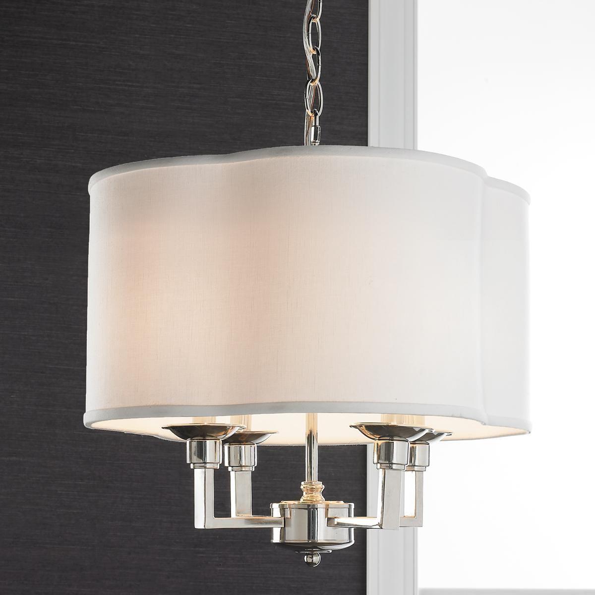 Quatrefoil shade mini chandelier mini chandelier quatrefoil and quatrefoil shade mini chandelier arubaitofo Choice Image