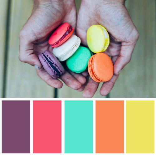 Tiny Home Designs: Bedroom Colour Palette