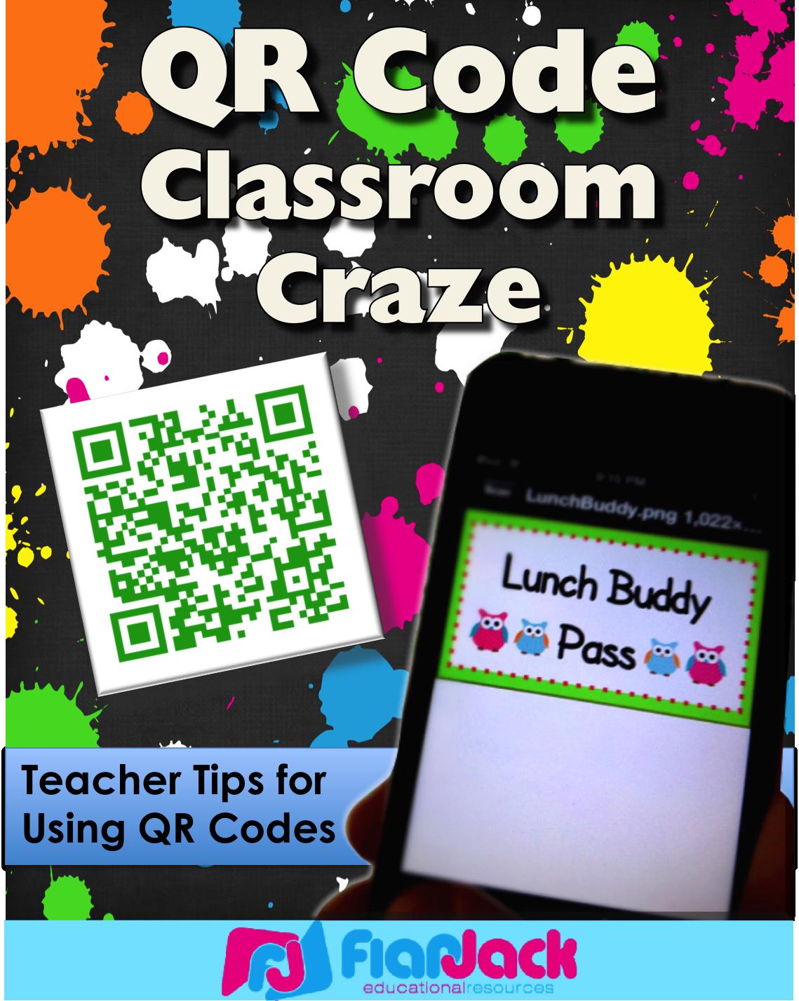 Qr Code Classroom Craze