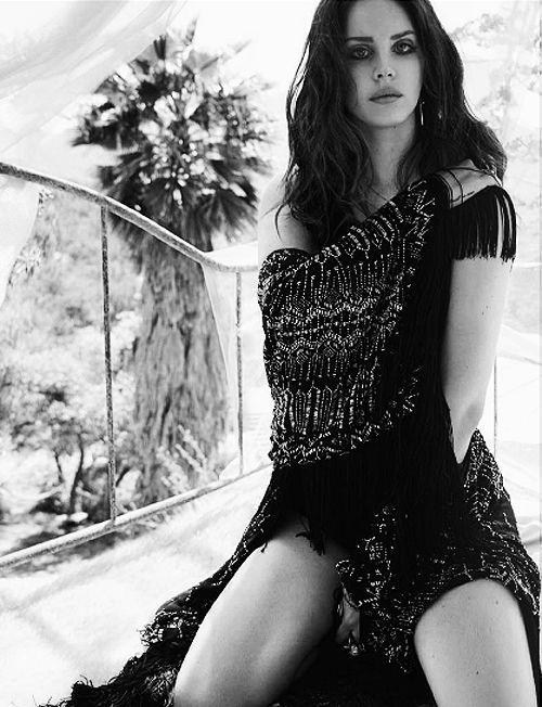Lana Del Rey for Madame Figaro #2