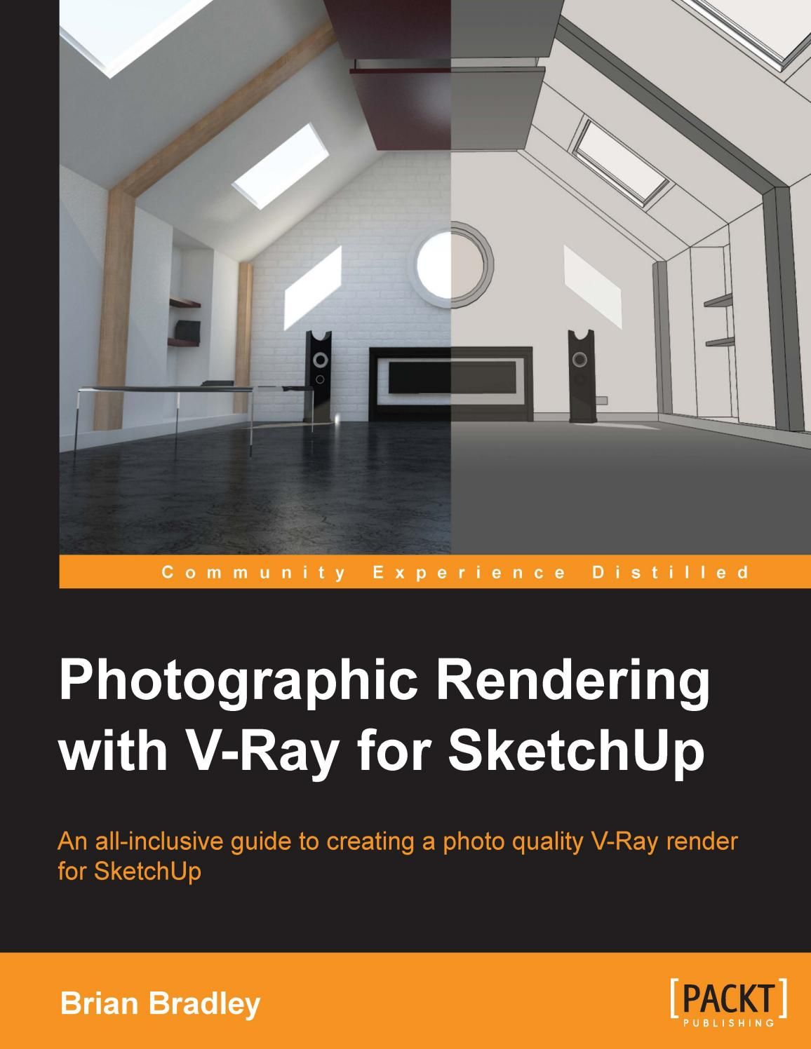 photographic rendering with vray for sketchup rh pinterest at Vray for SketchUp 2013 Vray for SketchUp Renderings