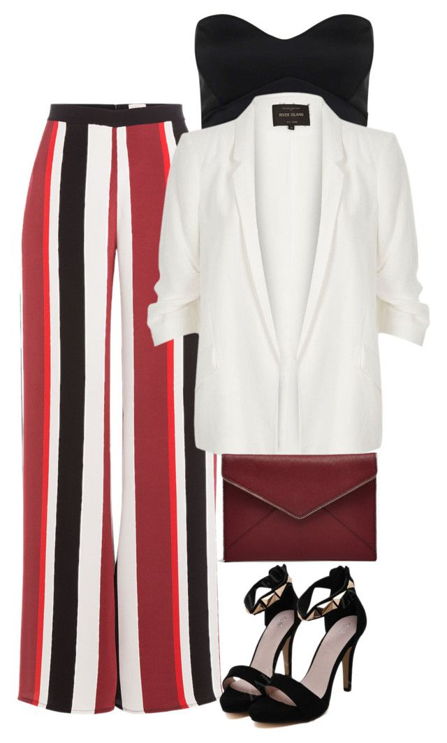 """judge"" by lovemelikeyourlast ❤ liked on Polyvore featuring Zeus+Dione, Boohoo, River Island and Rebecca Minkoff"