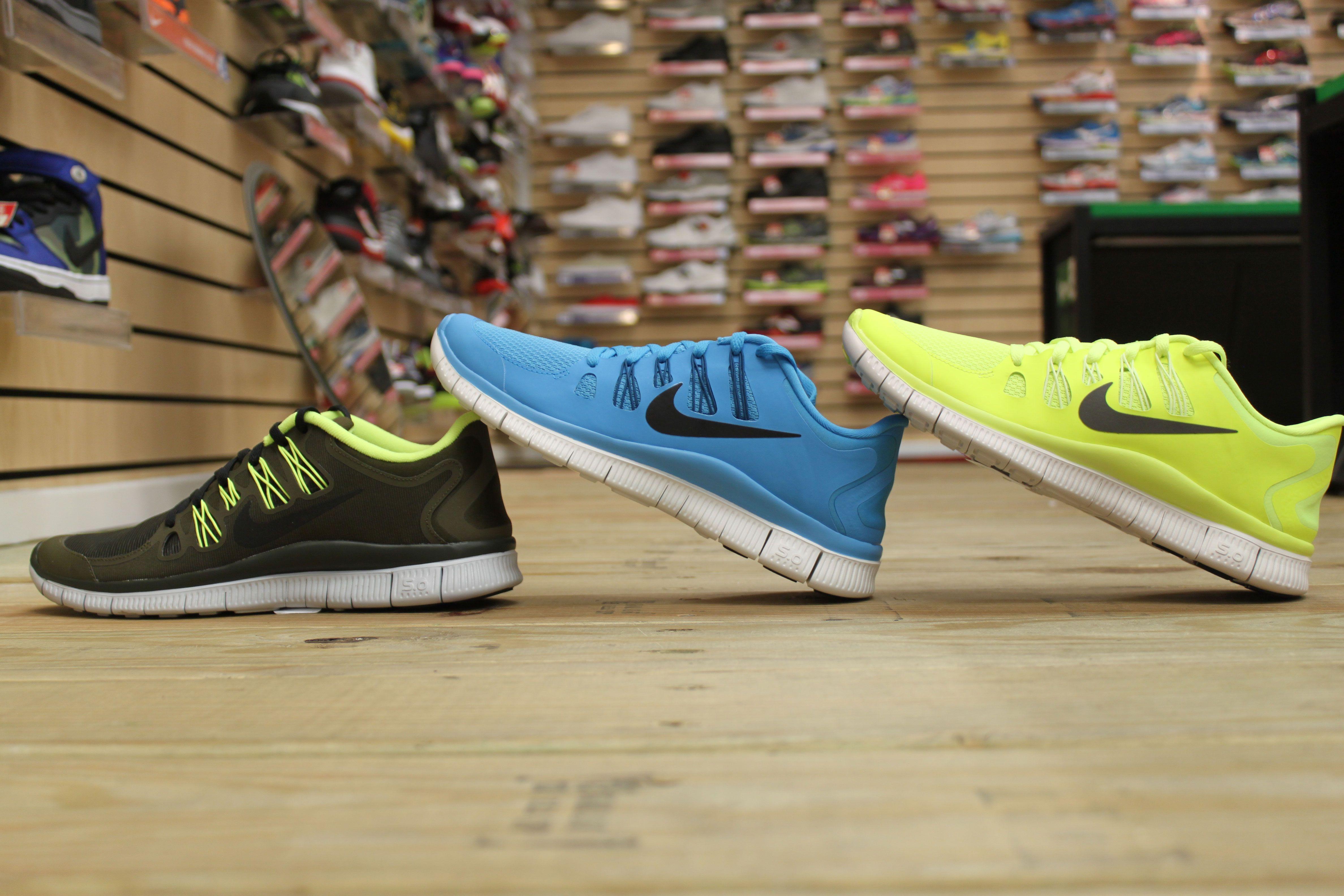 nike free 5.0 l james shoes
