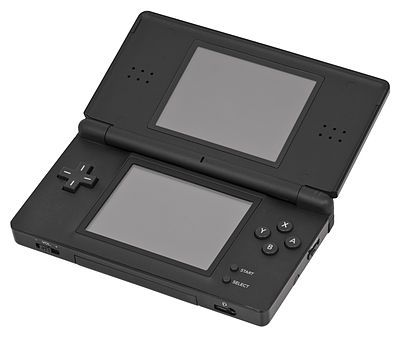 The Nintendo DS Lite is the best-selling handheld console of all time.