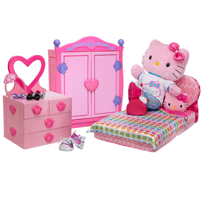 Elegant Hello Kitty Furniture At Build A Bear Great Pictures