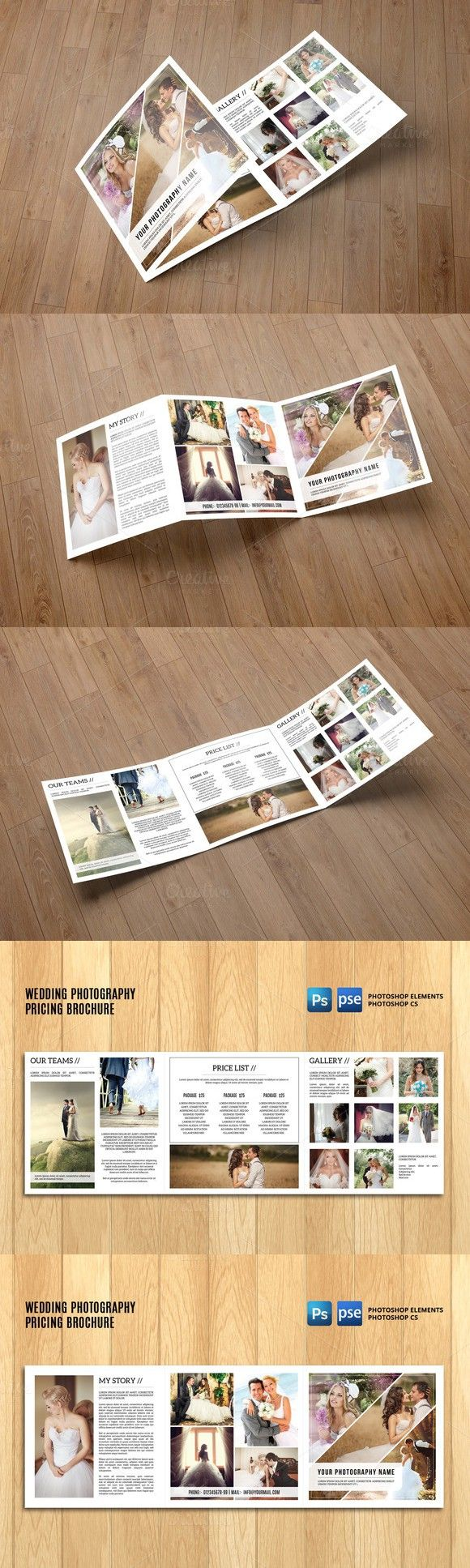 Wedding Photography Brochure-V530