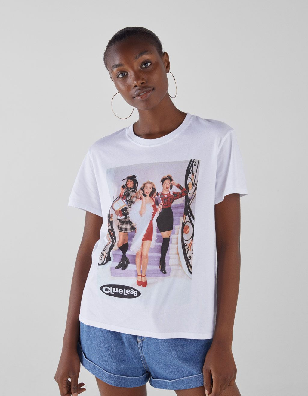0a83d1e3 Clueless T-shirt in 2019 | Fashion is the new Black | Shirts ...