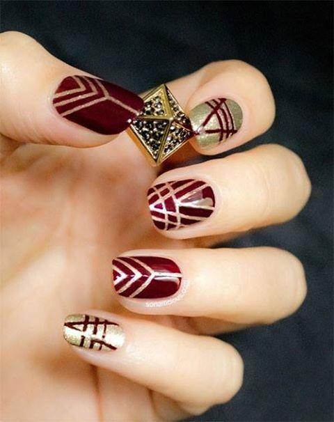 Nail Art Follow Httppinterestthevioletvixenbold Nails