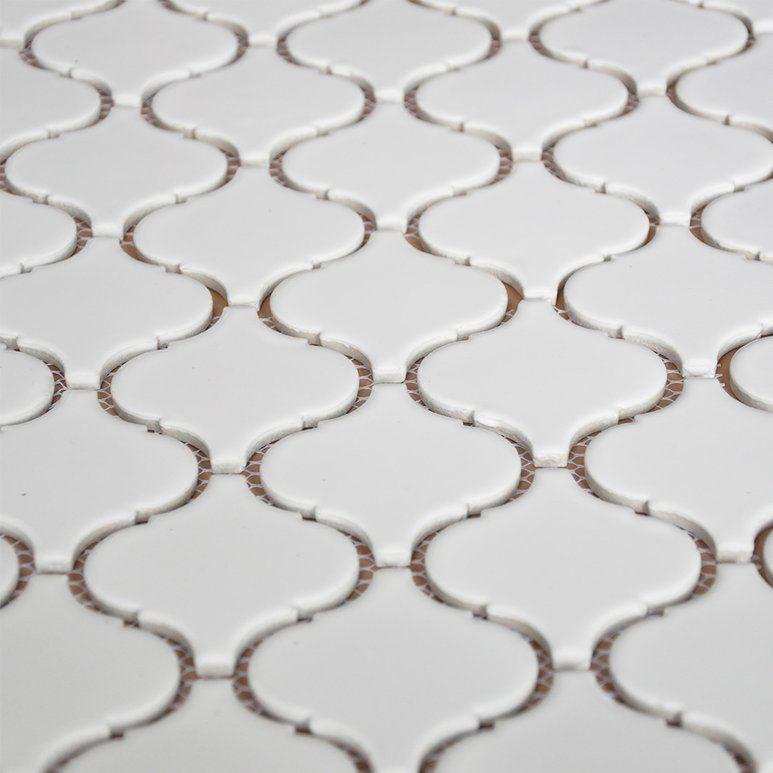 Close Up Of Tile On Mesh Backing Kitchen Tiles Backsplash Shabby Chic Kitchen Kitchen Backsplash