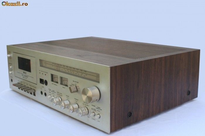 Akai Ac 3500 Output Power 50rms Per
