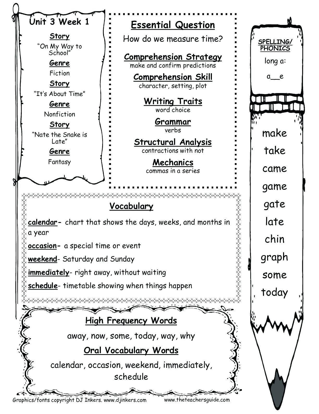 1st Grade Measurement Worksheets Math Worksheet For Kids In 2020 2nd Grade Worksheets Kids Math Worksheets Vocabulary Worksheets