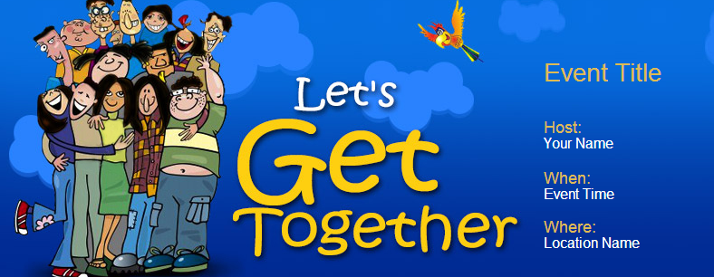 Gettogether Party Invitation Google Search Invites Invitations