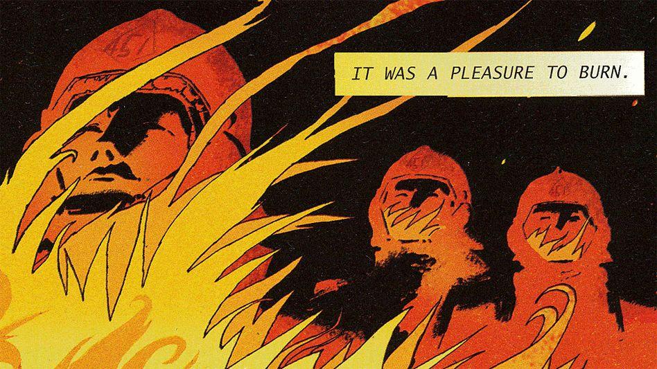 Fahrenheit 451 Quotes Unique Fahrenheit Quote  Original Quotes  Pinterest  Original Quotes 2017