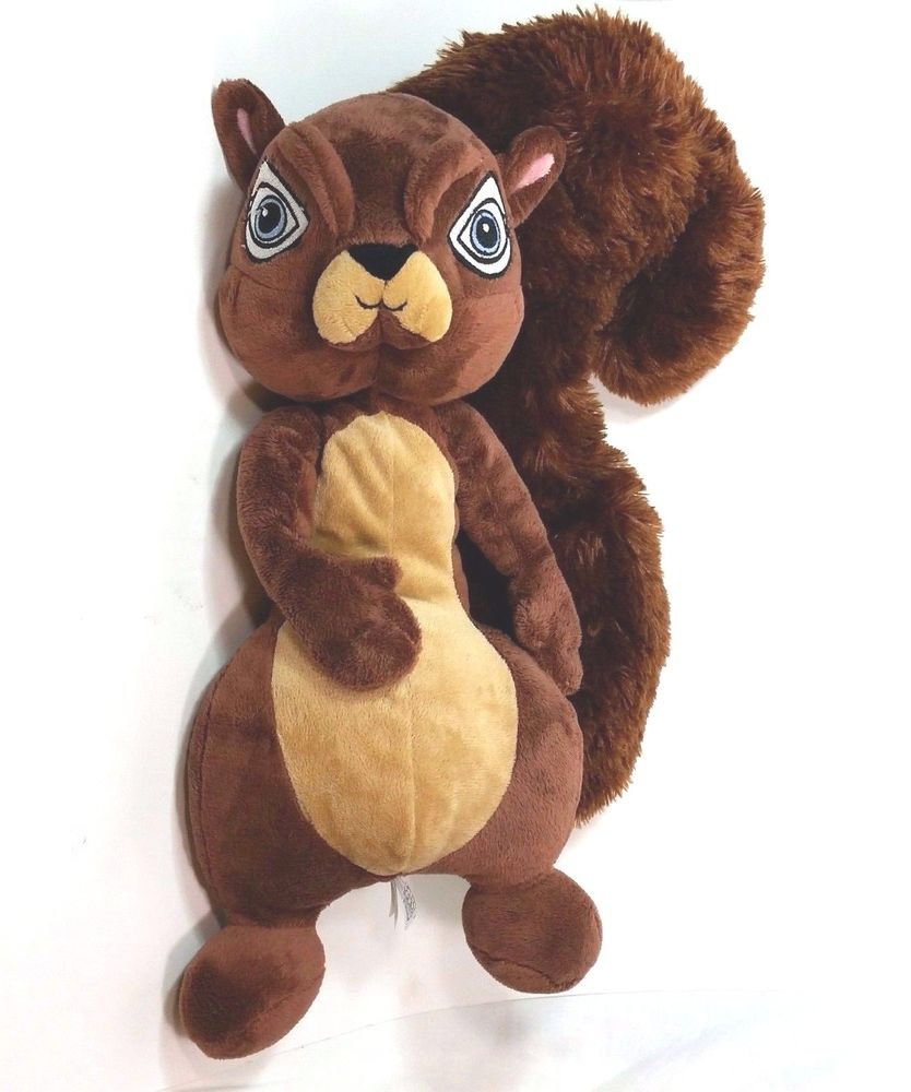 Fiesta Plush Sammy Squirrel 15 Great Wolf Lodge Exclusive Stuffed Animal Toy Pet Toys Animals Pets For Sale [ 1000 x 834 Pixel ]