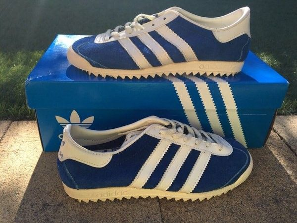 Adidas Sula these rareties were made in France in the 70's