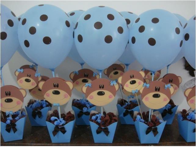 Safari Blue Baby Shower Ideas For Baby Shower Pinterest