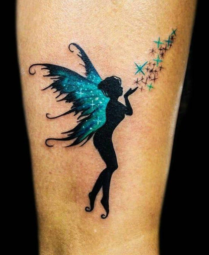 Картинки и татуировки фей
