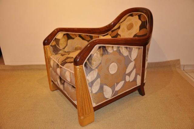 Paire De Fauteuil Leon Jallot Pour Le Paquebot Normandie Art Deco Furniture Streamline Art Furniture