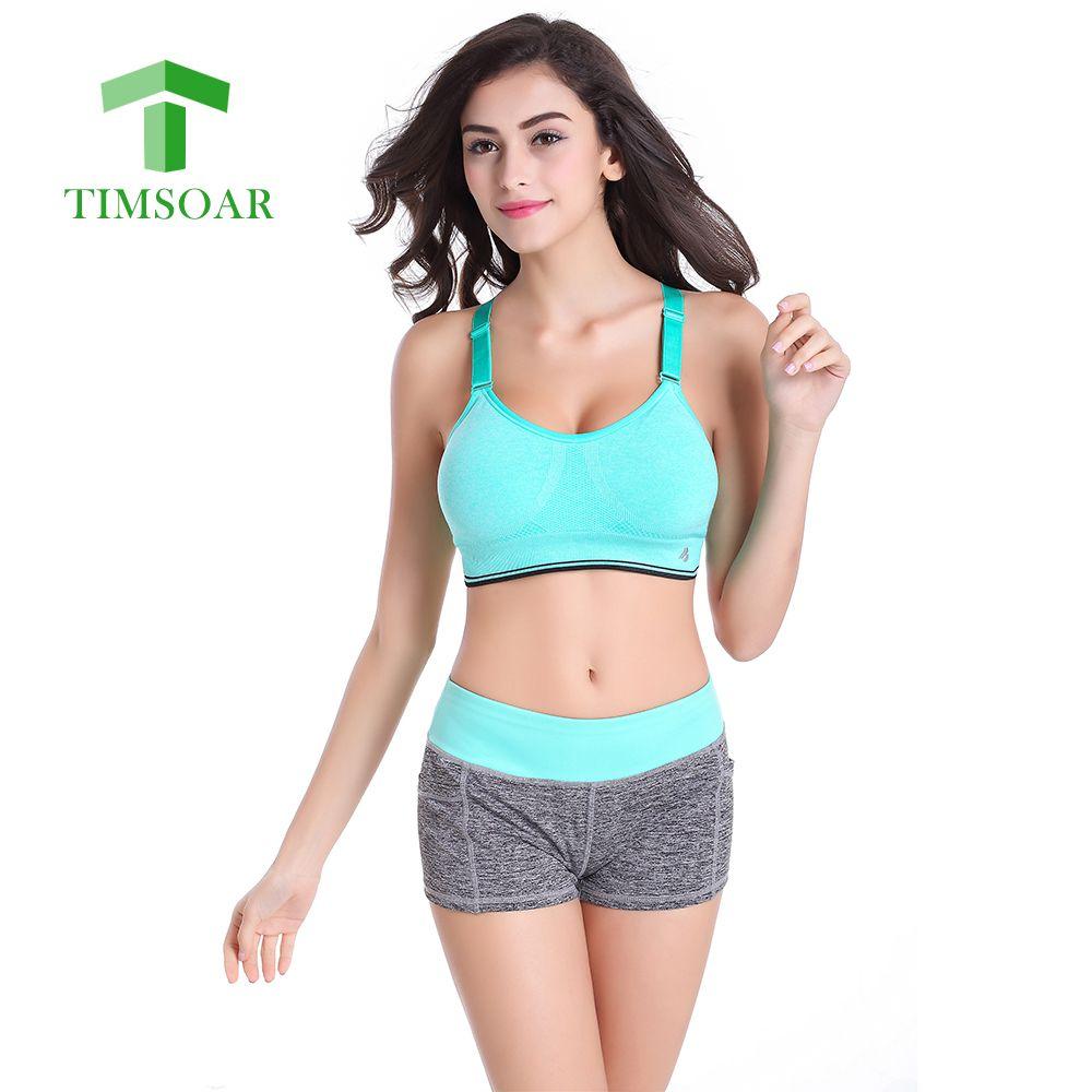 Timsoar Sports Sets Donne Fitness Women Yoga Set Bra -4628