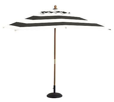Rectangular Eucalyptus Umbrella Premium Sunbrella Awning With Outdoor  Umbrella.
