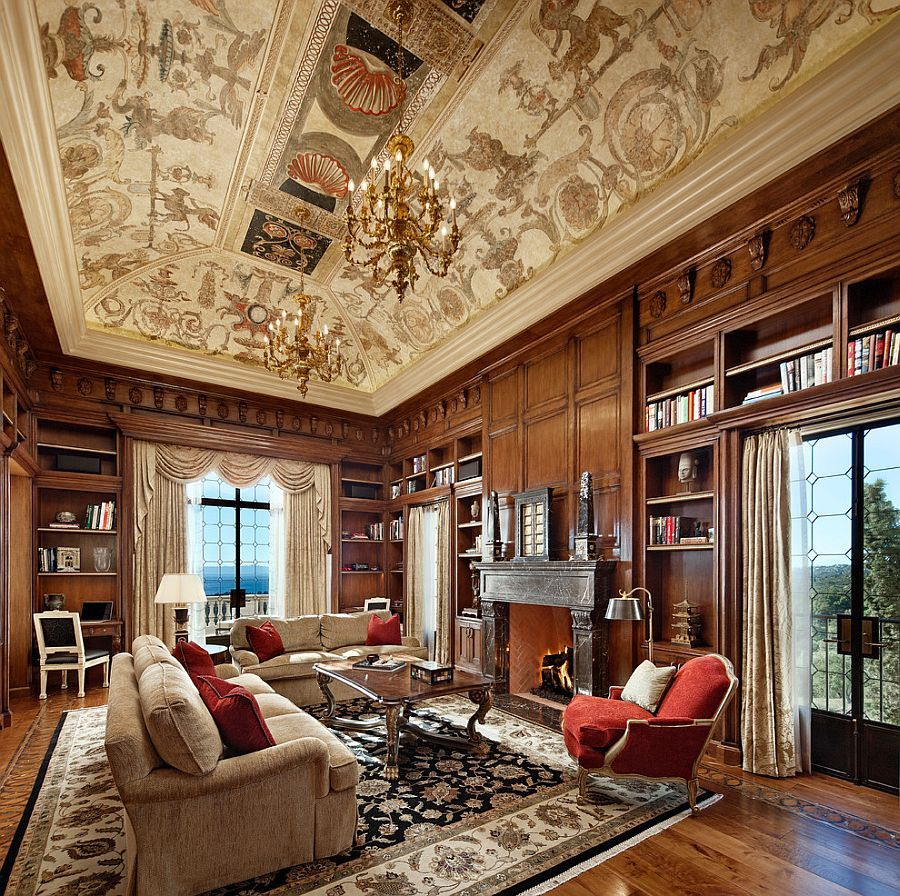 classic home office. 25 Fabulous Home Offices That Unleash Mediterranean Magic Classic Office T
