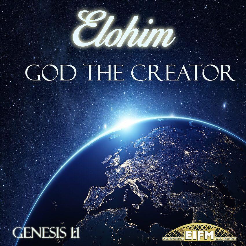 Our Creator God