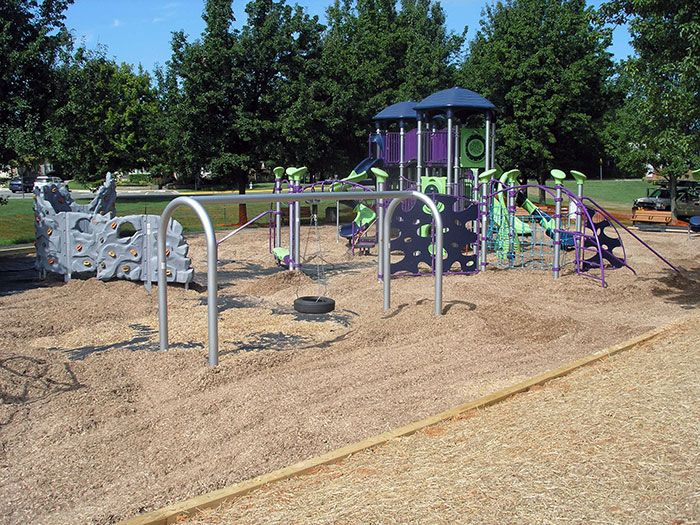 Green Park Gaithersburg Has A Playground And Dog Park Green