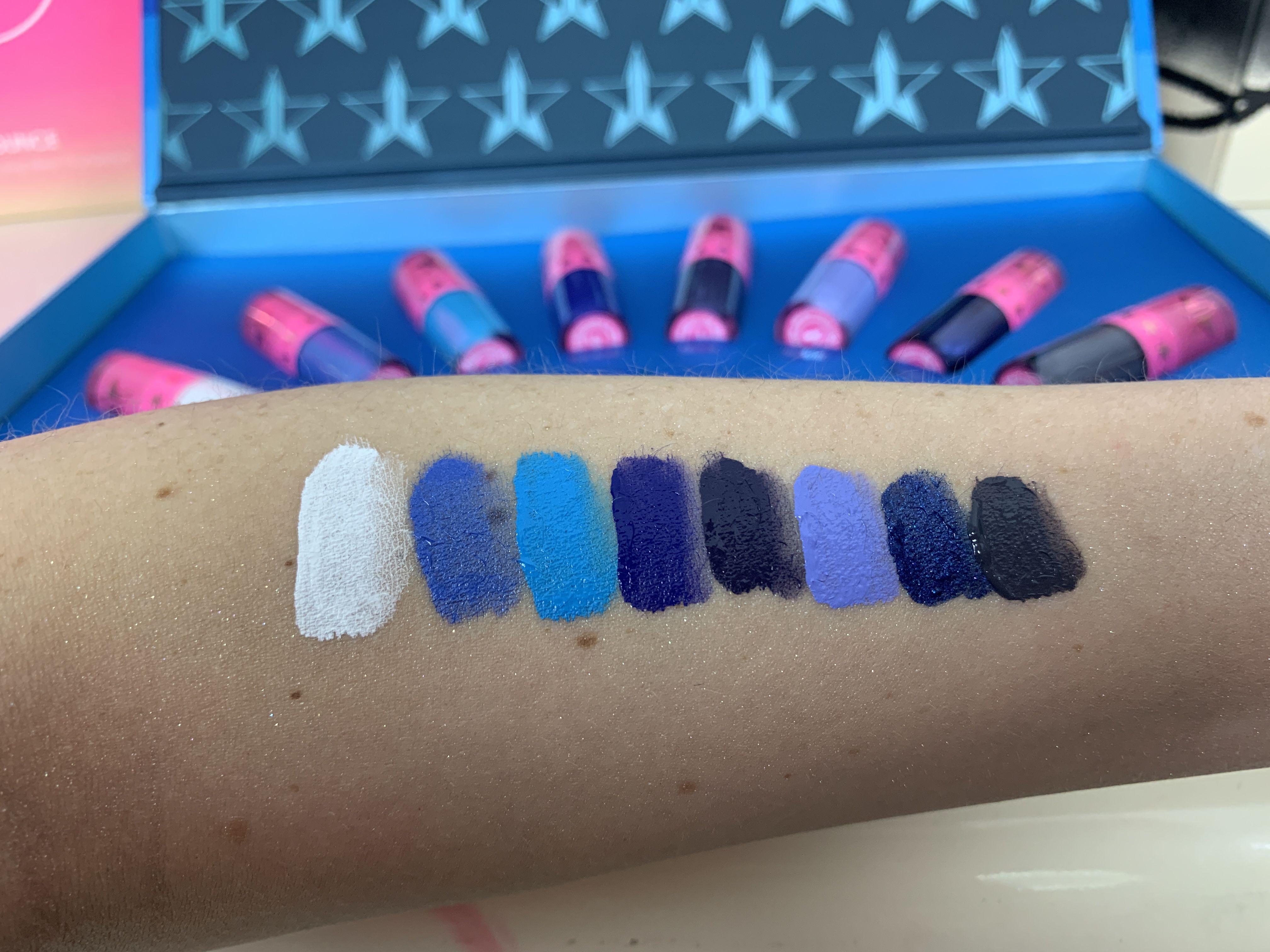 Blue Blood Palette by Jeffree Star #12