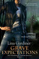 New Release - Grave Expectations (Urban Fantasy, Romance, Vampires)