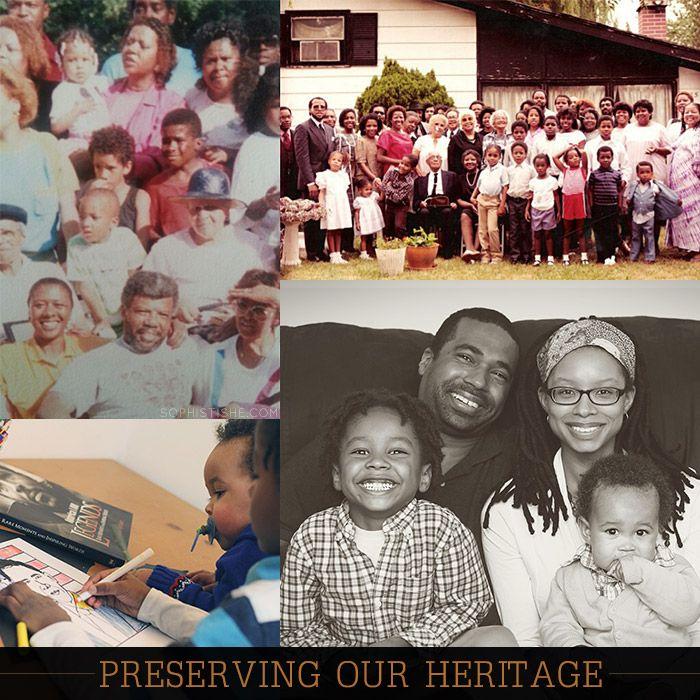 Black History Month: Preserving Our Heritage Sophistishe.com