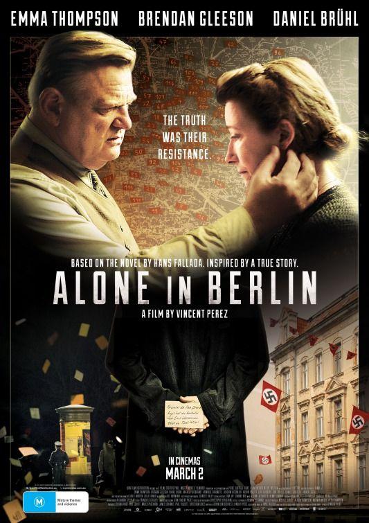 Alone In Berlin Berlin Brendan Gleeson How To Express Feelings