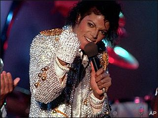 In an auction in Hard Rock Cafe in New York, thousands of bidders engaged in an exciting fan war for the late Michael Jackson's 70 collectible items including the glove worn by Jackson when he first staged the famous moonwalk dance at the 1983 Motown 25 television special. Businessman Hoffman Ma from Hong Kong on behalf of a Holiday Resort in Macau won the bid for Michael Jackson's famous sequined glove for $350,000.