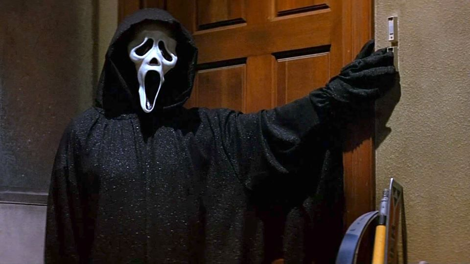 Scream (1996) Ghostface | scream(Sidney Prescott) in 2019 ...