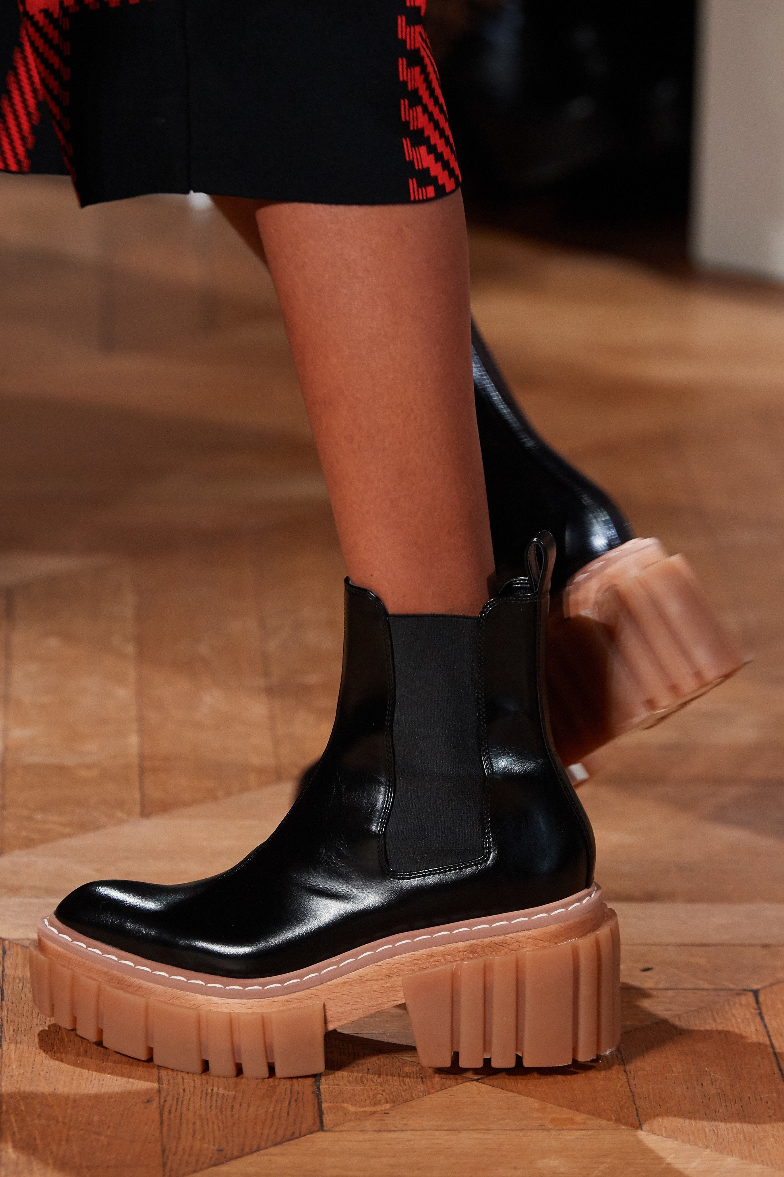 Stella Mccartney Fall 2020 Ready To Wear Fashion Show Stella Mccartney Boots Stella Mccartney Boots