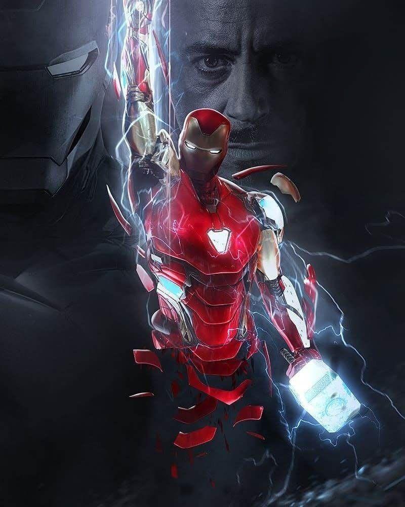 Apple Iron Man Avengers Iron Man Art Marvel Iron Man