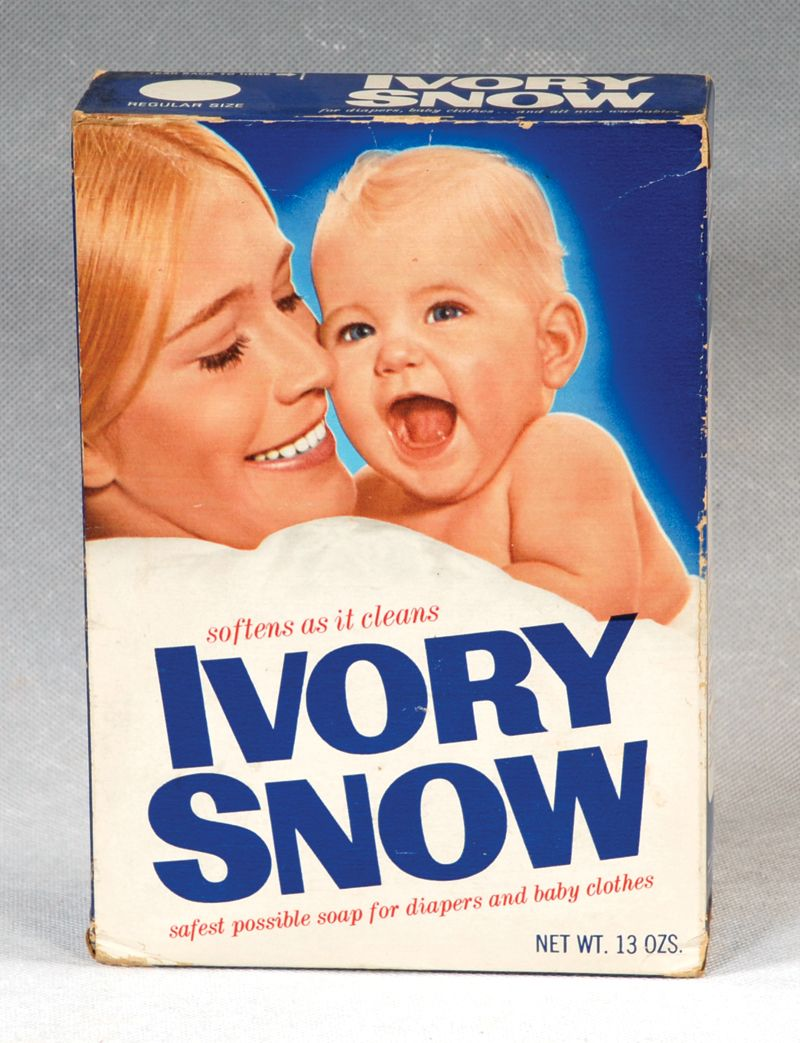 Marilyn Chambers Ivory Snow Box Before Her Career In Porn -5774