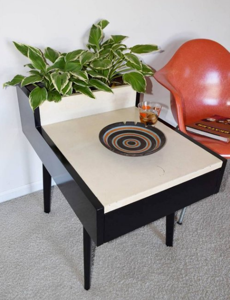 George Nelson Herman Miller Planter End Table End Tables