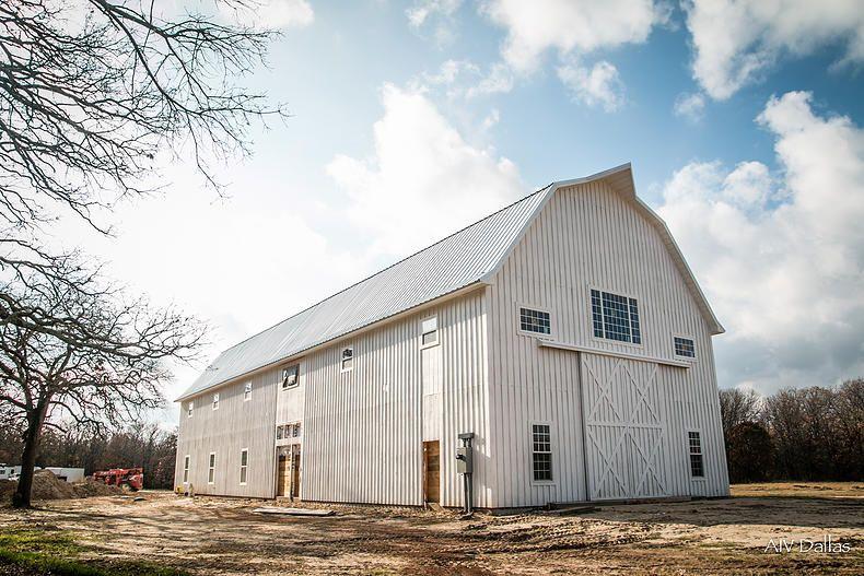 The White Sparrow Barn Wedding Venue | Rustic wedding ...