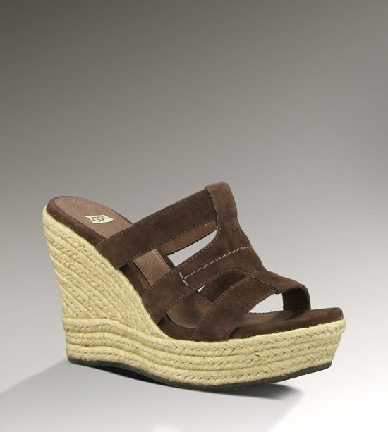 Ugg Sandals. $130 I WANT!