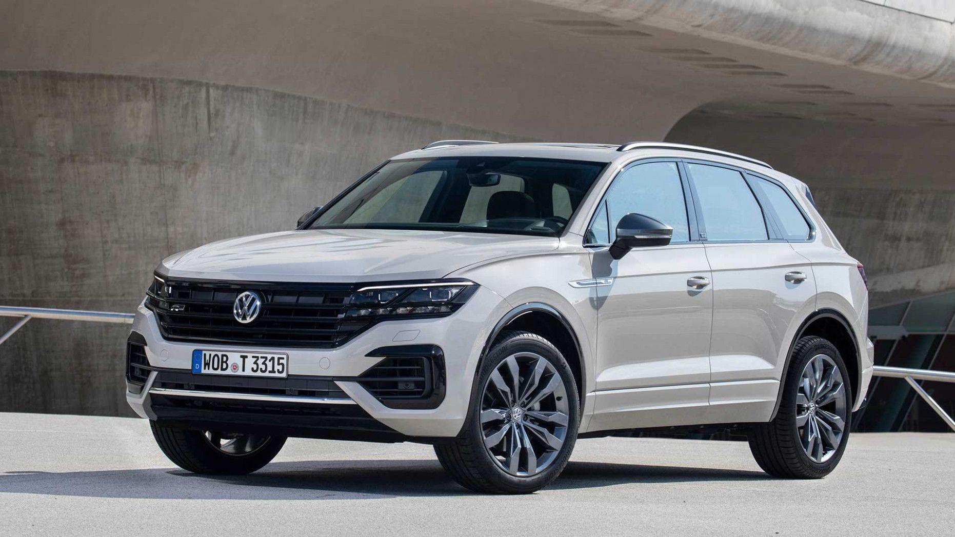 7 Picture Volkswagen Hybrid 2020 In 2020 Volkswagen Touareg Volkswagen Suv