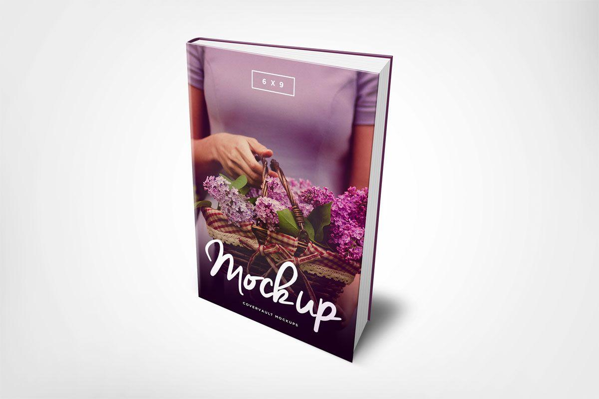 Ebook Ecover Mockup Template Book Presentation Mockup