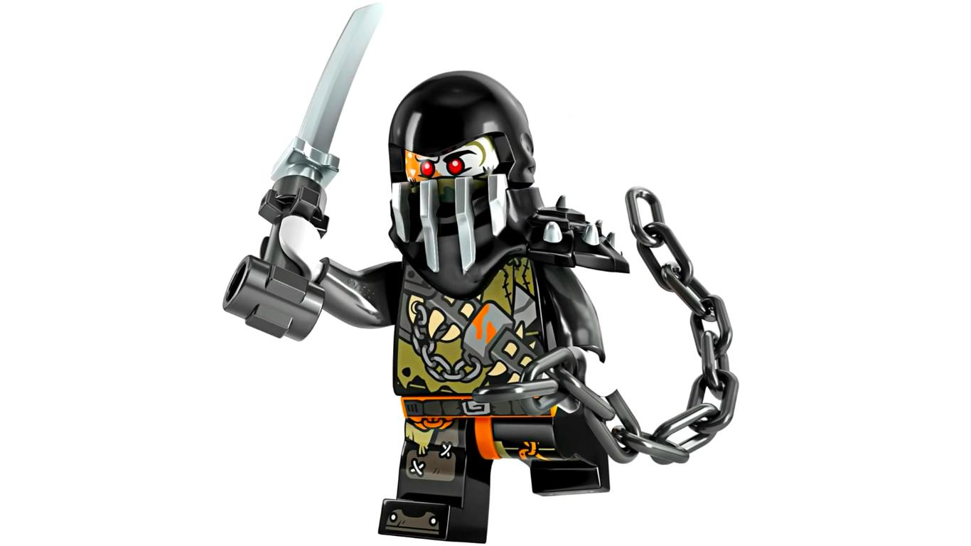 lego ninjago samukai ausmalbilder