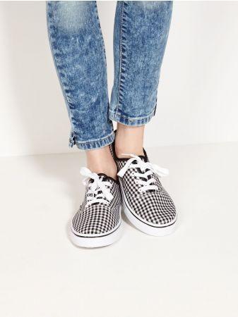 Trampki Sinsay Sinsay Vans Classic Slip On Sneaker Slip On Sneaker Sneakers