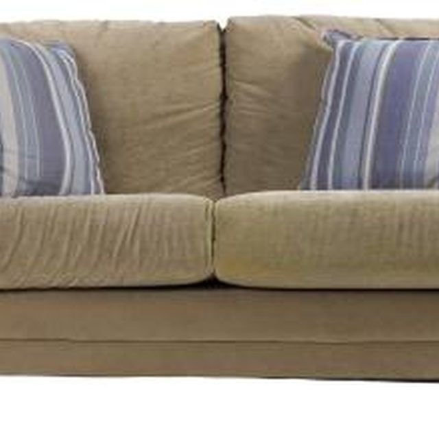 How To Make Your Own Upholstery Shampoo Clean Couch Cushions On