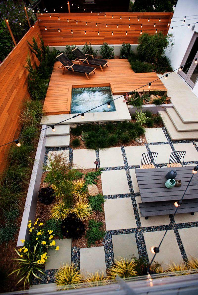 Modern Landscape Design Ideas Of Landscape Gardening Courses Essex Past Landscap Small Backyard Landscaping Small Backyard Gardens Backyard Landscaping Designs