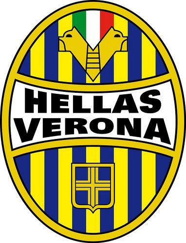 Hellas Verona Football Club Football Team Logos Soccer Logo Verona