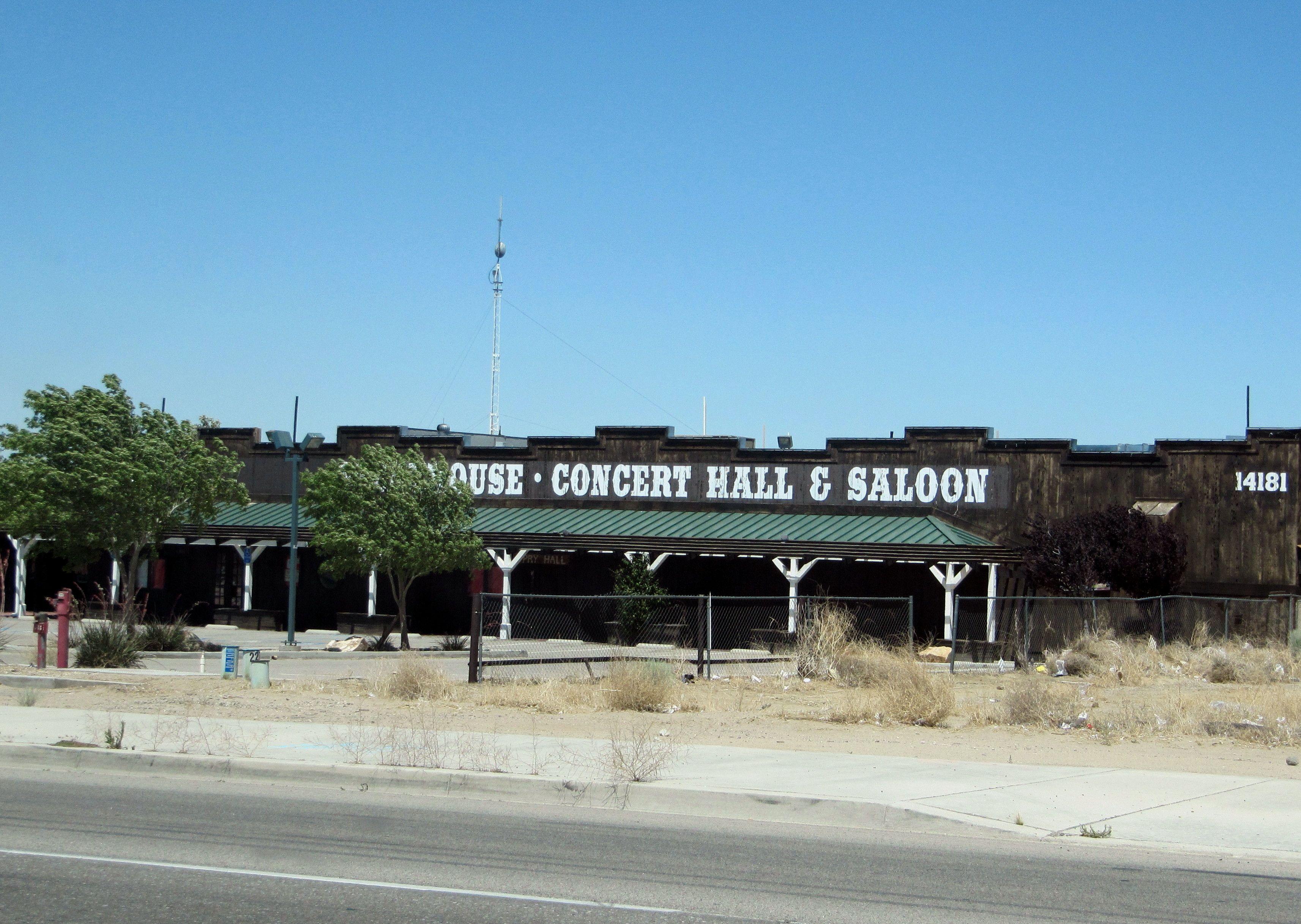 Cocky Bull Restaurant Victorville San Bernardino County California History Victorville