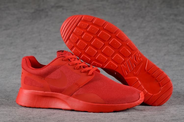 055779ddb157 Nike Kaishi NS Women s Running Shoes All Red